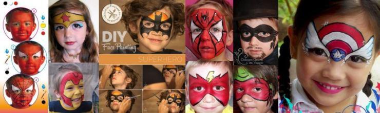 Superheroes-Web