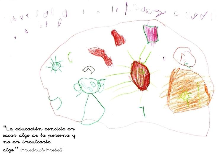 Andrea, 4 años