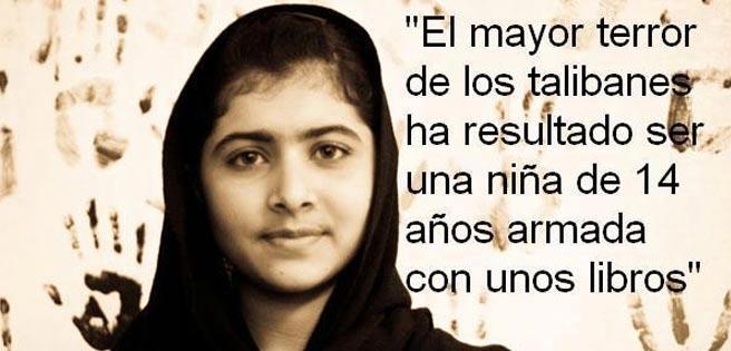 Día Internacional De La Mujer La Historia De Malala
