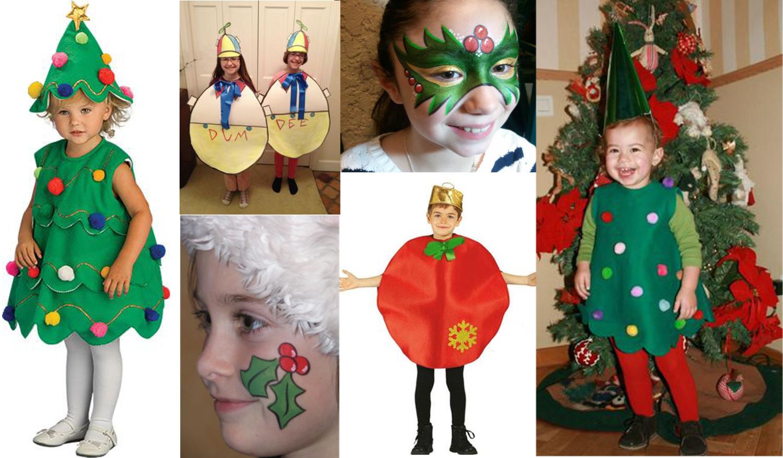 Como Hacer Disfraz De Santa Claus Para Niño Casero Hábitos De Niños